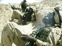 """Боевики террористической группировки """"Исламское государство""""* применили иприт против военных инструкторов США и Австралии, которые находятся на территории одной из воинских частей Ирака"""