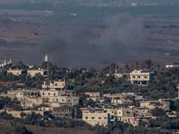 Израильские войска обстреляли в воскресенье утром позиции сирийских войск в окрестностях города Эль-Кунейтра (40 км к югу от Дамаска)