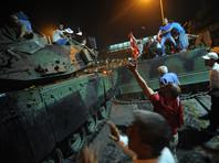 Попытка госпереворота произошла в ночь на 16 июля прошлого года