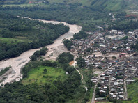 Под селевым потоком в Колумбии могут быть погребены сотни людей