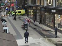 """Это произошло на главной пешеходной улице шведской столице Дроттнинггатан - """"улице Королевы"""". Улица состоит из многочисленных кафе и магазинов, торгующих антиквариатом, одеждой и сувенирами"""