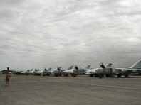 CNN: Сирия перебазировала свои самолеты к российской военной базе из-за ударов США