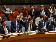 РФ заблокировала в Совбезе ООН западный проект резолюции о расследовании химатаки в Сирии