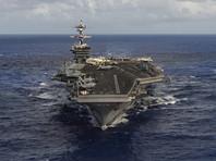 КНДР грозит затопить американский авианосец для демонстрации военной мощи