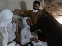 США в настоящее время прорабатывают версию о том, что Россия могла быть причастна к химической атаке в сирийской провинции Идлиб