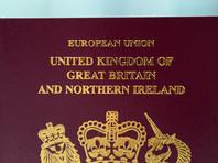Британия потратит полмиллиарда, чтобы перекрасить паспорта в традиционный цвет