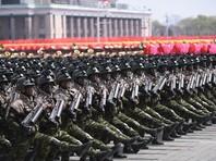 """КНДР представила новый род войск - спецназ, готовый по команде Ким Чен Ына """"вонзить нож в сердце врагу"""""""