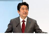Премьер-министр Японии подтвердил намерение приехать в Россию в апреле