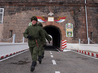 В Армении найден пропавший российский контрактник
