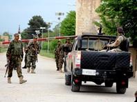 Теракт произошел на военной базе в провинции Балх на севере страны в пятницу