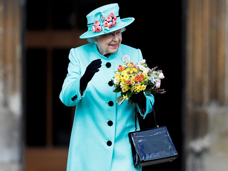 Королева Британии Елизавета II отмечает 91-летие