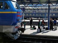"""""""Украинские железные дороги"""" опровергли слухи о том, что намерены прекратить пассажирское сообщение с Россией"""
