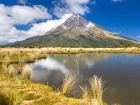 Потерявшаяся на склоне вулкана в Новой Зеландии женщина выбралась из кустов спустя двое суток