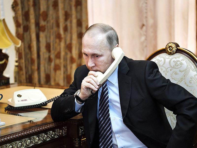 В результате телефонных переговоров президента России Владимира Путина и главы США Дональда Трампа, состоявшихся вечером 2 мая, не произошло прорыва, пишет The Wall Street Journal со ссылкой на неназванного американского чиновника