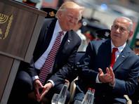 В Иерусалиме состоялись переговоры президента США Дональда Трампа и премьер-министра Израиля Биньямина Нетаньяху