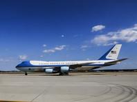 CNN: самолет президента США из-за нарушений в техобслуживании мог взорваться при полете