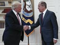 """NYT: """"секретные данные"""", которыми Трамп поделился с Лавровым в Белом доме, были получены от Израиля"""
