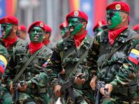 """Социалистическое правительство Венесуэлы уже давно использует угрозу """"империалистического"""" вторжения США для оправдания гонки вооружений. Большая часть этого арсенала была получена Каракасом от России еще бывшим президентом Венесуэлы Уго Чавесом"""