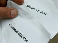 Во Франции закрылись последние избирательные участки - в крупных городах они работали на час дольше - и начался подсчет голосов во втором туре президентских выборов
