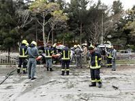 От взрыва возле посольства США в Кабуле погибли восемь человек