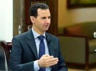 Палата представителей конгресса США приняла законопроект, предусматривающий введение санкций против союзников президента Сирии Башара Асада