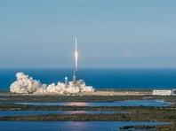 SpaceX с помощью Falcon 9 впервые вывела на орбиту спутник военно-космической разведки США
