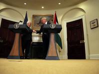 Трамп сообщил о начале переговоров, которые могут привести к мирному соглашению между Израилем и Палестиной