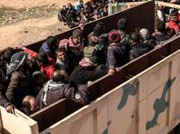 В Сирии боевики ИГ* напали на колонну иракских беженцев: 25 человек убиты, 100 ранены
