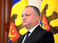 Президент Молдавии Игорь Додон пообещал дать отпор тем, кто хочет отобрать День Победы