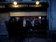 В Париже задержали российского корреспондента, освещавшего акцию протеста