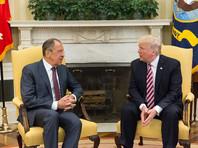 После переговоров Трампа и главы МИД РФ Сергея Лаврова в Вашингтоне 10 мая газета The New York Times со ссылкой на свои источники сообщила, что американский президента во время беседы с российским дипломатом раскрыл некие секретные данные
