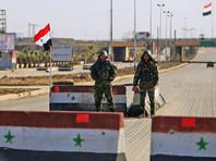 Дамаск пообещал соблюдать условия меморандума о зонах деэскалации в Сирии