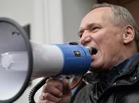 Белорусский ОМОН задержал оппозиционера Некляева