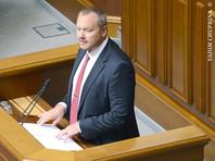 Украинского депутата, предложившего сдать Крым в аренду России, вслед за гражданством лишили мандата