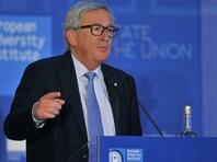 Глава Еврокомиссии заявил, что английский утрачивает значимость в Европе, и перешел на французский