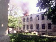 В Донбассе обстреляли Красногоровку: снаряд попал в жилой дом, 8 жителей ранены