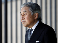 Правительство Японии одобрило законопроект об отречении императора