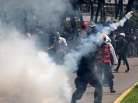 Число жертв насилия в ходе уличных беспорядков в Венесуэле увеличилось до 37