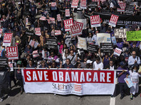 Отмена Obamacare была одним из главных предвыборных обещаний сменщика Обамы - нынешнего президента США Дональда Трампа. Он называл программу катастрофической ошибкой