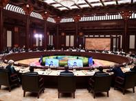 """Об этом Путин заявил в ходе круглого стола в понедельник, 15 мая, во второй день форума """"Один пояс - один путь"""" в Пекине"""