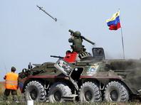 """У властей Венесуэлы имеются 5 тысяч переносных зенитно-ракетных комплексов (ПЗРК) """"Игла-С"""" (SA-24 по классификации НАТО) российского производства. Такие данные приводятся в документе Минобороны страны"""