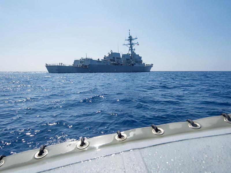 Министерство обороны Китая призвало США прекратить провокационную деятельность в районе Южно-Китайского моря