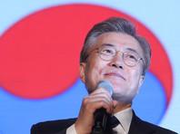 Мун Чжэ Ин объявил себя победителем на выборах президента Южной Кореи
