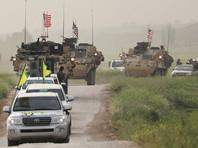 """Пентагон начал поставки оружия и оборудования курдам из """"Демократических сил Сирии"""" (Syrian Democratic Forces, SDF)"""