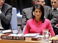 """Постпред США при ООН призвала Россию признать """"ужасы сирийского режима"""""""