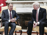 ABC News:  Трамп рассказал Лаврову о планах ИГ* взорвать пассажирский  самолет