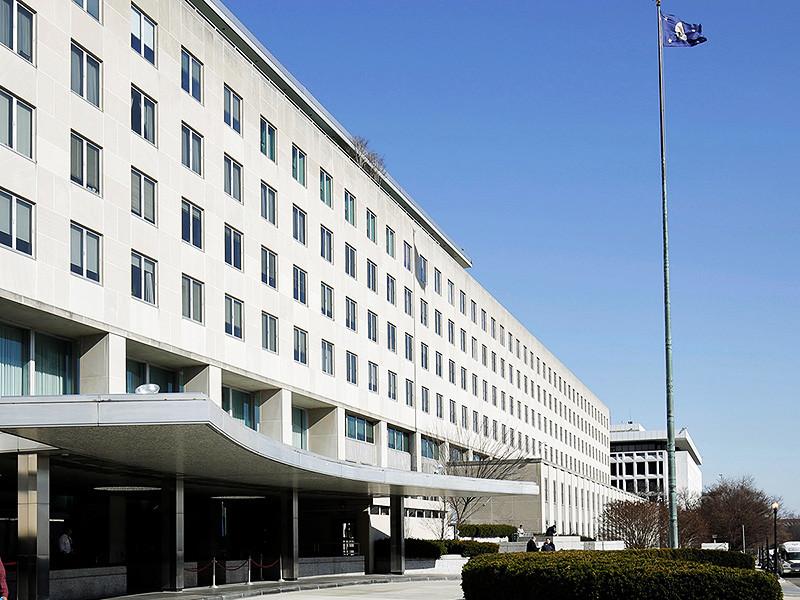 Госдеп США после блокировки российских сайтов на Украине призвал Киев защищать национальные интересы без подрыва конституционных принципов