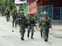 На юге Филиппин военные почти отбили у ИГ* мусульманский город Марави, погибли более 100 человек