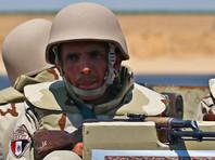 Армия Египта уничтожила 18 боевиков на Синае
