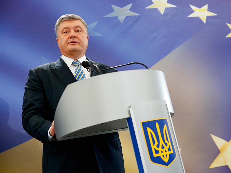 """Порошенко назвал условия снятия блокировок с """"ВКонтакте"""" и """"Одноклассников"""""""